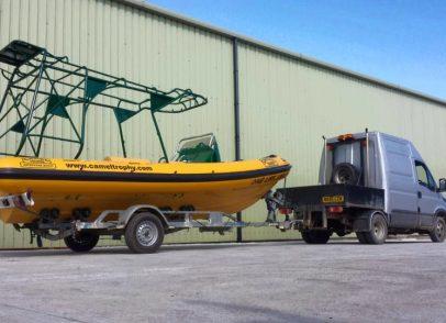 Rib Boat for Roseland marine