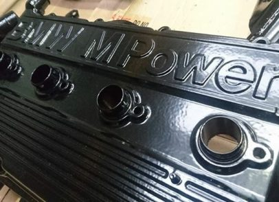 Powdercoating boys producing some detail works from BMW parts to motorbike rebuilds (1)
