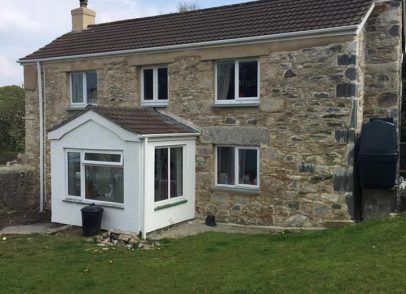 Farm cottage in Bodmin after